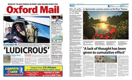 Oxford Mail – July 06, 2019