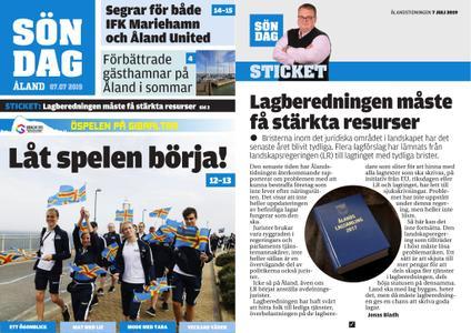 Ålandstidningen – 07 juli 2019