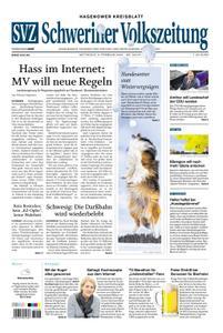 Schweriner Volkszeitung Hagenower Kreisblatt - 05. Februar 2020