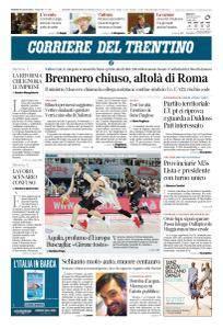 Corriere del Trentino - 6 Luglio 2018