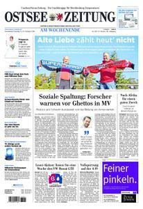 Ostsee Zeitung Wolgast - 13. Oktober 2018