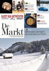 Gazet van Antwerpen De Markt – 29 februari 2020