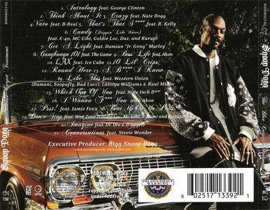 Snoop Dogg - Tha Blue Carpet Treatment (2006) {Geffen} **[