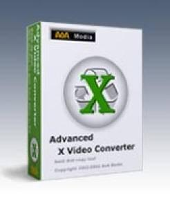 AOAmedia Advanced X Video Converter ver.4.5.3