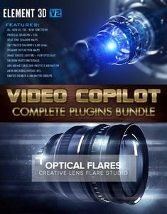 Video Copilot Complete After Effects Plugins Bundle (Win)