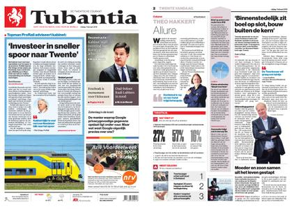 Tubantia - Hengelo – 01 februari 2019