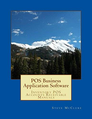 POS Business Application Software: Inventory POS Accounts Receivable
