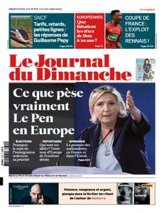 Le Journal du Dimanche - 28 avril 2019