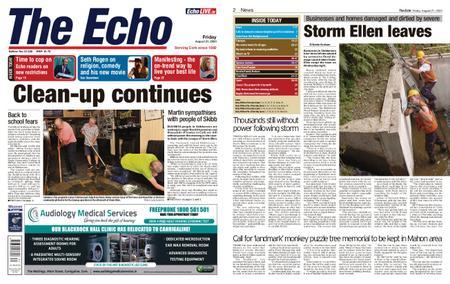 Evening Echo – August 21, 2020