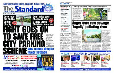 The Standard Chester & District – September 21, 2017