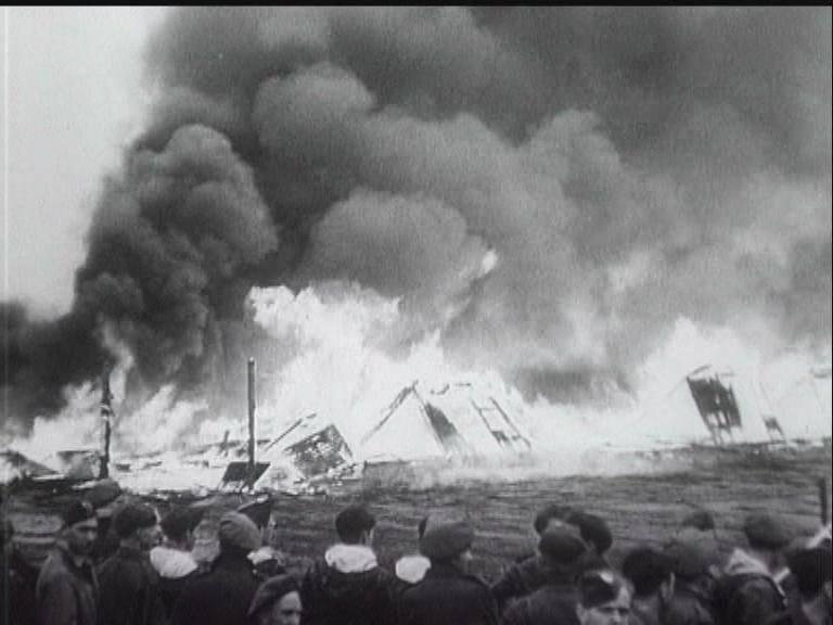 World War II - The British Movietone Newsreel Years (1939-1945)