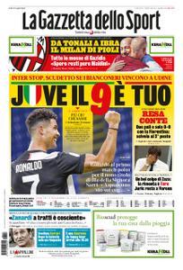 La Gazzetta dello Sport – 23 luglio 2020