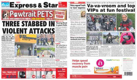 Express and Star City Edition – April 29, 2019