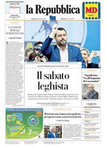 la Repubblica – 19 maggio 2019