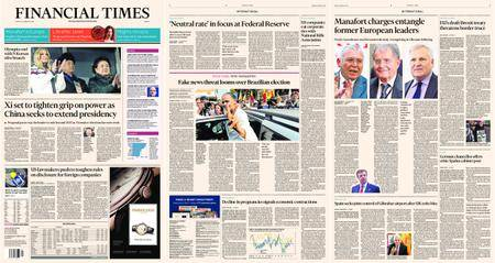 Financial Times Europe – 26 February 2018