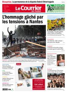 Le Courrier de l'Ouest Cholet – 04 août 2019