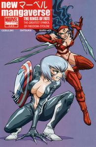 New Mangaverse - Los Anillos del Destino #1-5