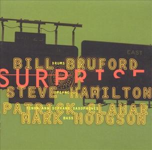 Bill Bruford - The Sound Of Surprise (2001) {Summerfold}