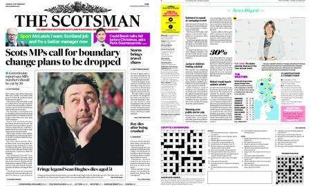 The Scotsman – October 17, 2017