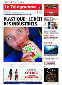 Le Télégramme Ouest Cornouaille – 10 juillet 2019