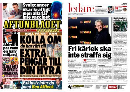 Aftonbladet – 19 mars 2019