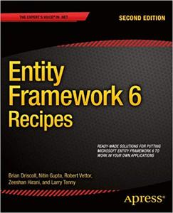 Entity Framework 6 Recipes: Second Edition