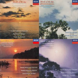 VA - Moods Of The Day: Morning/Afternoon/Evening/Night Ragas (4CD's) (1995) {Decca} **[RE-UP]**