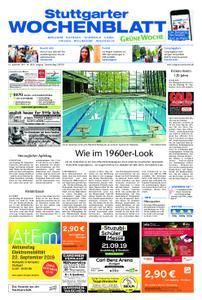 Stuttgarter Wochenblatt - Feuerbach, Botnang & Weilimdorf - 18. September 2019