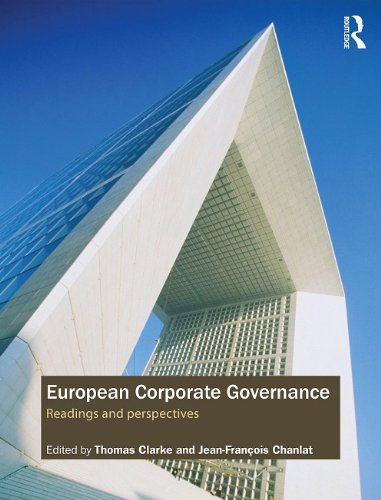 European Corporate Governance: Readings & Perspectives