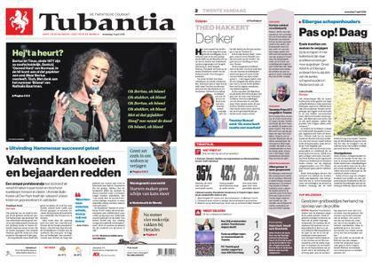 Tubantia - Enschede – 11 april 2018