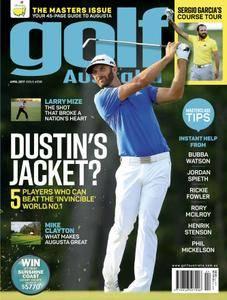 Golf Australia - April 2017