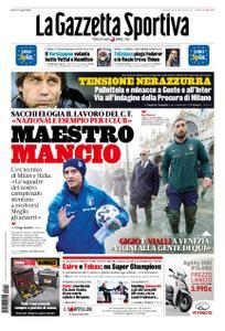 La Gazzetta dello Sport Roma – 17 novembre 2019