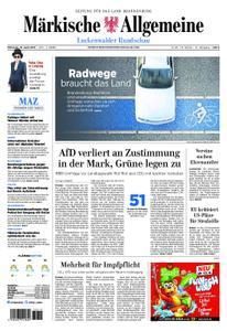 Märkische Allgemeine Luckenwalder Rundschau - 10. April 2019
