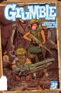 Grumble-Memphis & Beyond the Infinite 002 2020 digital Son of Ultron