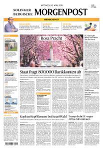 Solinger Morgenpost – 10. April 2019
