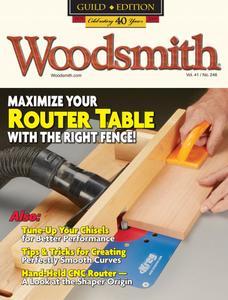 Woodsmith – December 2019