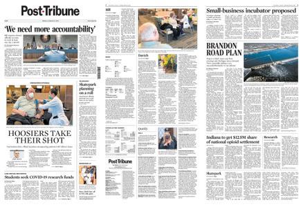Post-Tribune – February 08, 2021
