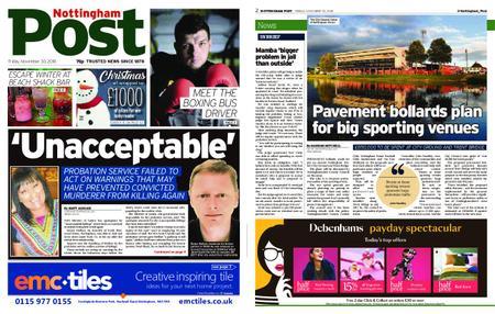 Nottingham Post – November 30, 2018