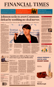 Financial Times UK – 30 August 2019