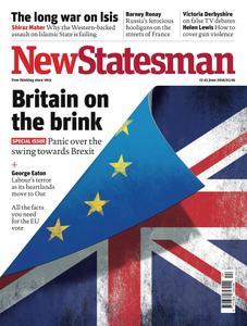 New Statesman - 17 - 23 June 2016