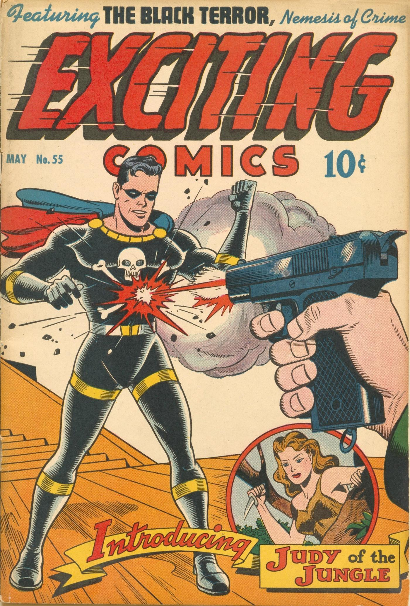 Exciting Comics 055 1947