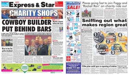 Express and Star City Edition – February 05, 2019