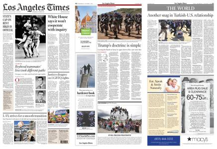 Los Angeles Times – October 09, 2019