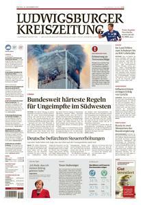 Ludwigsburger Kreiszeitung LKZ - 10 September 2021