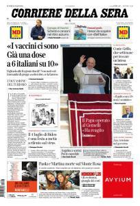 Corriere della Sera - 5 Luglio 2021