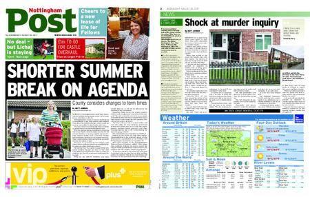 Nottingham Post – August 30, 2017
