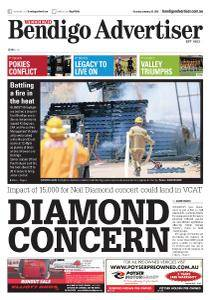 Bendigo Advertiser - January 20, 2018