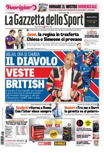 La Gazzetta dello Sport – 01 dicembre 2018