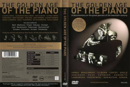 The Golden Age of the Piano (1993) [Re-Up]