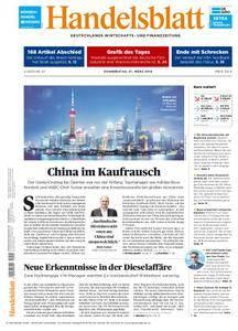 Handelsblatt - 01. März 2018